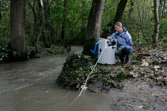 Water body monitoring