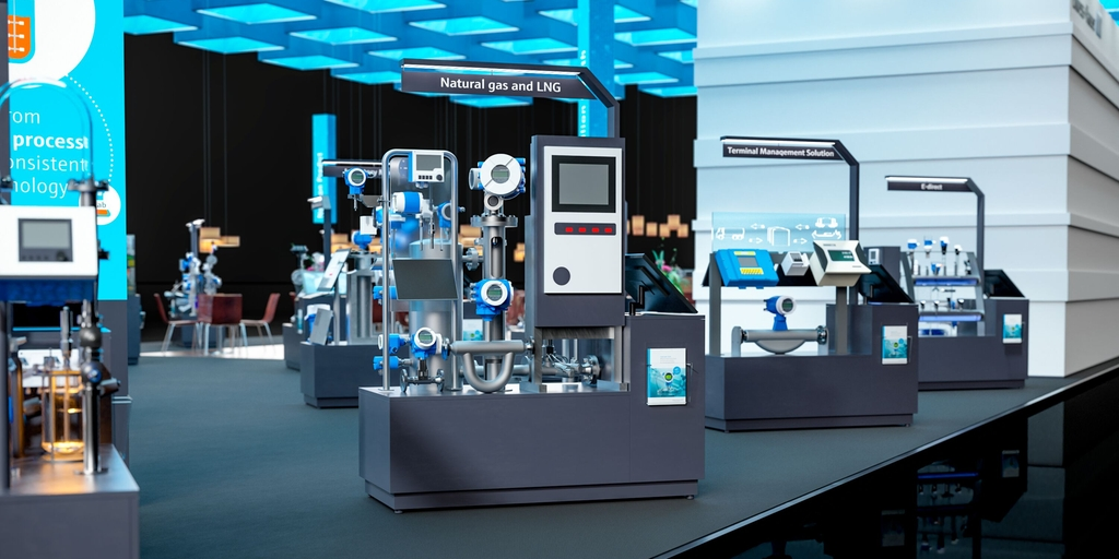 Feria virtual Endress+Hauser 2020